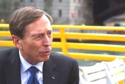 Petraeus: 'No one could have predicted Syria'