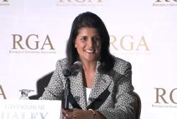 SC governor calls Christie a 'rockstar'