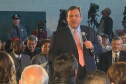 Christie slams NYC's Sandy recovery efforts