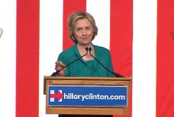 """Hillary Clinton: """"Cuba embargo needs to go"""""""
