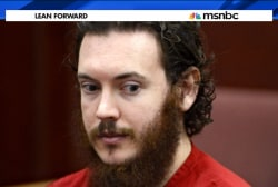 Aurora theater shooter in final penalty phase