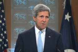 Kerry: New Iraqi gov't is 'major milestone'
