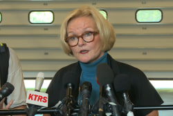McCaskill: I came to Ferguson on my own