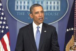 Obama: 'International law must be upheld'