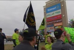 Walmart protests planned around country