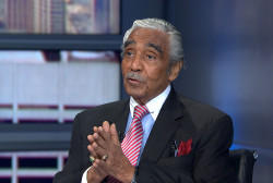 Rangel: The whole idea of a red line is...