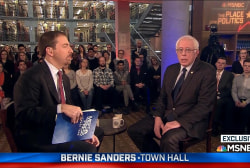 Sanders: Race and class are both a problem