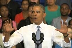 Obama calls out health reform critics