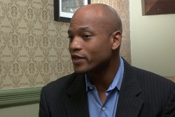 Wes Moore's story of triumph and tragedy