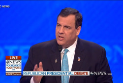 Christie: I'm pro-life for drug addicts