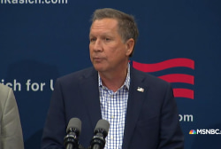 Kasich: 'It is important that we stop Mr....
