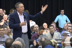 John Kasich: I'm the only candidate that...