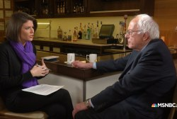How will Sanders work with Congress?