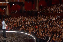 Race, gender issues dominate Oscar speeches