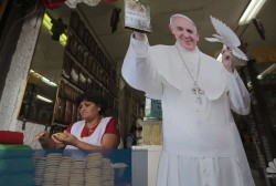 Papal itinerary for visit to Cuba and Mexico