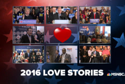 Valentine Stories: 2016 Candidate Edition