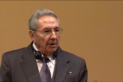 Raul Castro voices criticism toward US