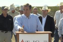Cruz: Border needs 'boots on the ground'