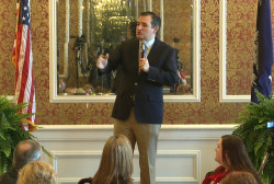 Ted Cruz compares Justices Souter, Roberts