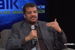 Neil deGrasse Tyson on artificial...
