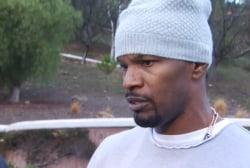 Foxx describes rescuing man from truck