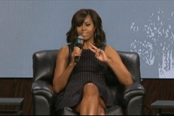 Why won't Michelle Obama run for president?