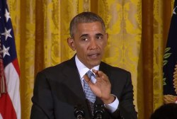 Pres. Obama celebrates Women's History Month