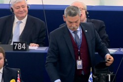 European Parliament boots racist politician