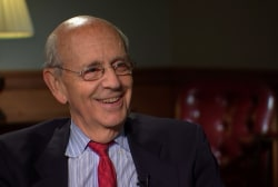 Justice Breyer on 'arbitrary' death penalty