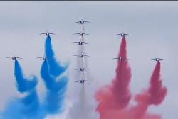 France celebrates Bastille Day in style
