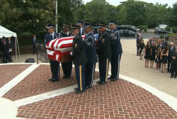 Family, friends mourn Beau Biden at memorial