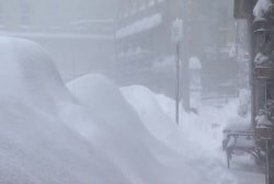 Boston digs out from monumental snow storms