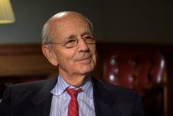 Justice Breyer on death penalty, diversity...