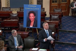 Durbin: GOP forcing Lynch to 'back of the...