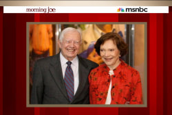 Story behind how Jimmy Carter met his wife