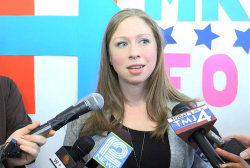 Chelsea Clinton on the Trump-Cruz wife feud
