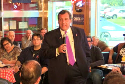 Christie: 'I believe marijuana is a...