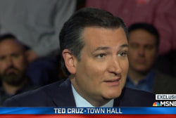 Cruz: Senate 'not upset' about being lied to