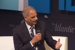 Holder: 'Wholesale change' needed in Ferguson