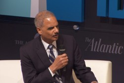 Holder: Ferguson leakers need to 'shut up'