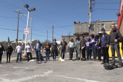 A 'day of empowerment' in Baltimore