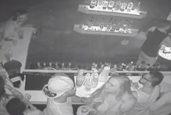 Tape allegedly shows FSU QB punching woman