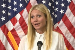 Gwyneth Paltrow on importance of GMO labeling
