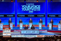 Best lines from the Republican Debate