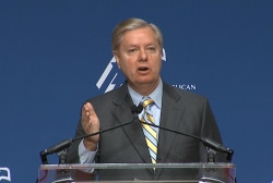 Graham: GOP 'will lose young women in droves'