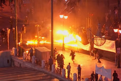 Anti-austerity protests erupt in Greece