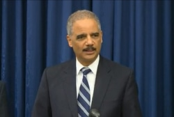 Holder details new policing reform efforts