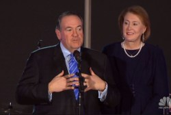 Mike Huckabee suspends pres. campaign