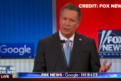 Kasich: Government needs to 'move' in crises