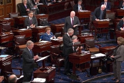 Sen. Leahy casts 15,000th Senate vote